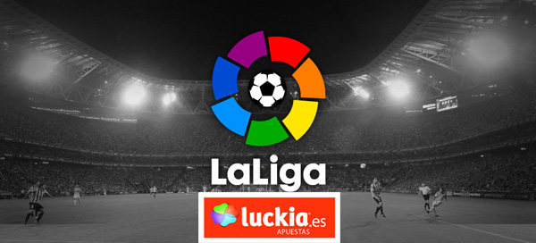 Luckia: Apuesta con nosotros a la Jornada 27 de La Liga