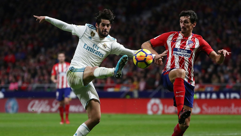 888Sport: El Madrid favorito ante el Atlético