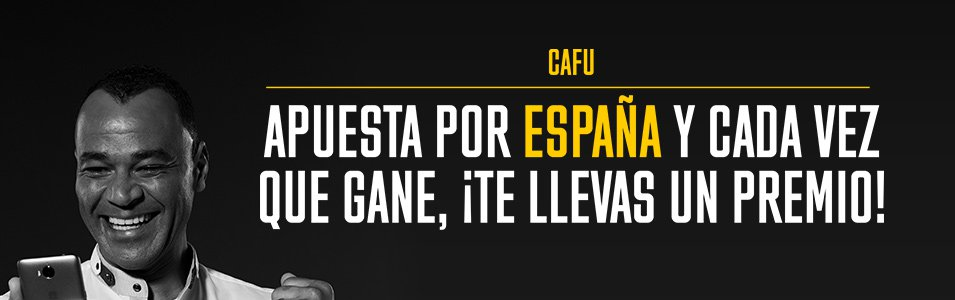 Bwin: Apuesta por España en el Mundial y llévate 2€ por cada victoria