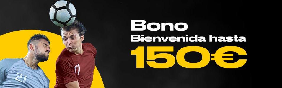 Bwin: ¡Doblamos tu primer depósito! Hasta 150€