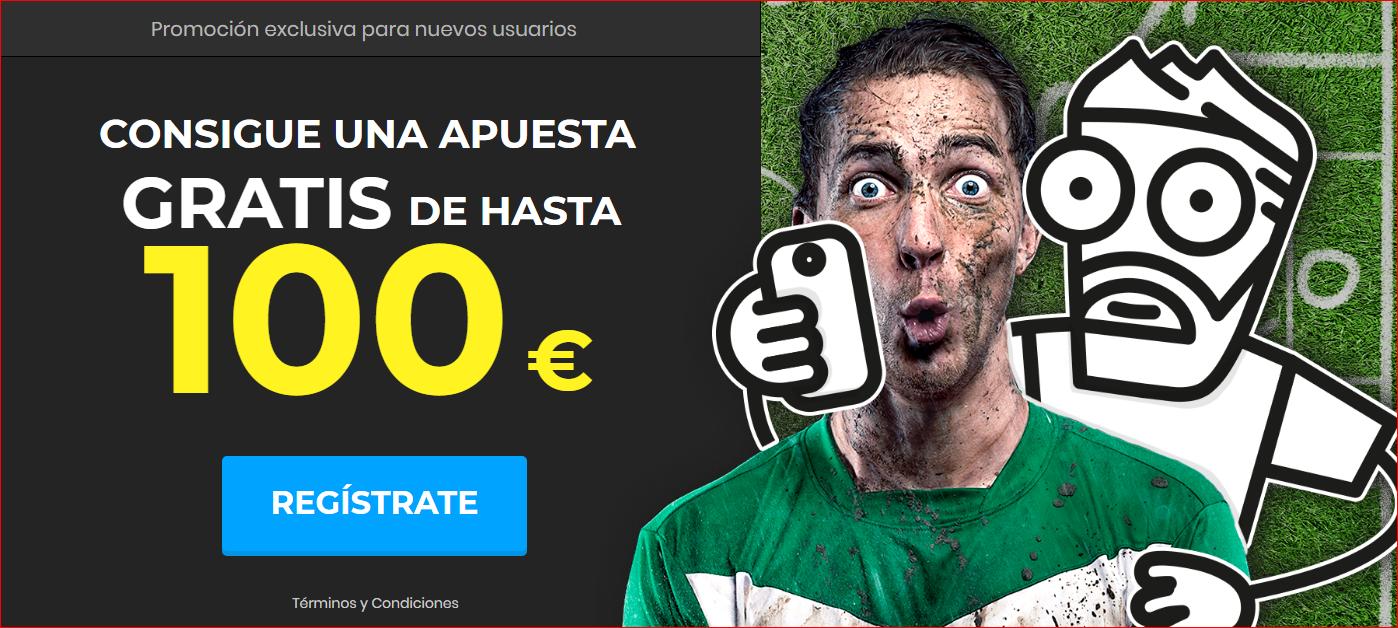 RETAbet: Consigue una apuesta GRATIS de hasta 100€