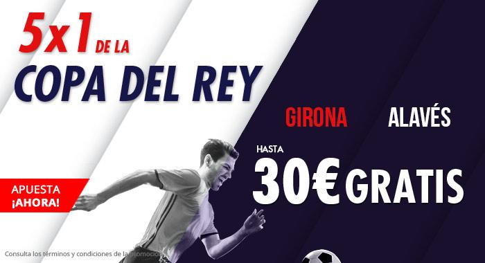 Suertia: Girona vs. Alavés. Apuesta y llévate hasta 30€ GRATIS