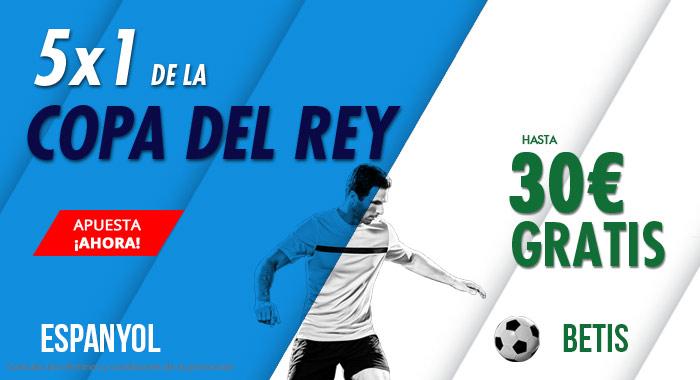 Suertia: Espanyol vs. Betis. Apuesta y llévate hasta 30€ GRATIS