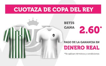 Wanabet: Betis @2.60 vs. Valencia