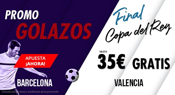 Suertia: FC Barcelona vs. Valencia. Haz tu apuesta y llévate hasta 35€ GRATIS