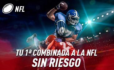 Sportium: NFL. Tu combinada ¡¡¡SIN RIESGO!!!