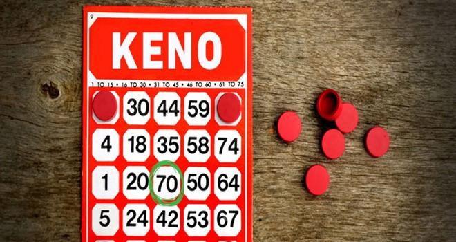 Estrategia Keno